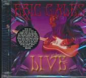 GALES ERIC  - CD+DVD LIVE