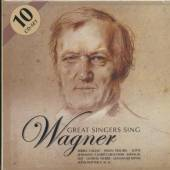 WAGNER RICHARD  - 10xCD GREAT SINGERS SING WAGNER