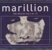 MARILLION  - 4xCD SINGLES 89-95