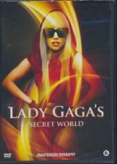 LADY GAGA  - DVD SECRET WORLD