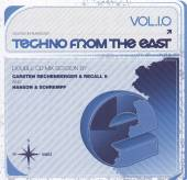 VARIOUS  - 2xCD TECHNO FROM THE EAST!