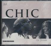CHIC  - 2xCD LE FREAK -LIVE AT PARADIS