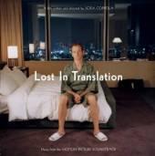 LOST IN TRANSLATION / O.S.T.  - CD LOST IN TRANSLATION / O.S.T.