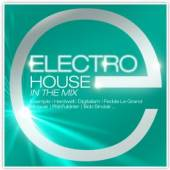 VARIOUS  - 2xCD ELECTRO HOUSE IN THE MIX