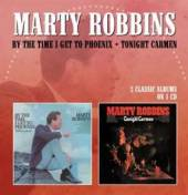 MARTY ROBBINS  - CD BY THE TIME I GET..