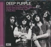 DEEP PURPLE  - CD ICON: DEEP PURPLE