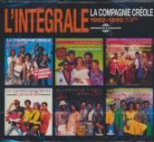 LA COMPAGNIE CREOLE  - 4xCD INTEGRALE 1982-1990