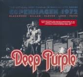 DEEP PURPLE  - 2xCD COPENHAGEN 1972