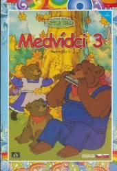 FILM  - DVP Medvídci 3 (Little Bear 3) DVD