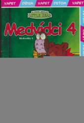 FILM  - DVP Medvídci 4 (Little Bear 4) DVD