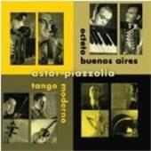 VARIOUS  - CD TANGO MODERNO