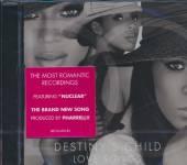 DESTINY'S CHILD  - CD LOVE SONGS