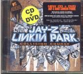 LINKIN PARK/JAY-Z  - 2xCD+DVD COLLISION COURSE LTD
