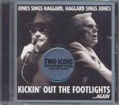 JONES GEORGE / HAGGARD MERLE  - CD JONES SINGS HAGGA..