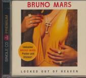 MARS BRUNO  - CM LOCKED OUT OF HEAVEN (CD SINGLE)