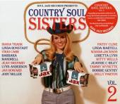 VARIOUS  - CD COUNTRY SOUL SISTERS 2