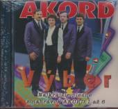 AKORD  - CD VYBER 01 Z NAHRAVOK 1-6