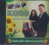 KORG  - CD NEMYSLI SI SUHAJICEK