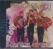 PROGRES 22  - CD KYTICA PIESNI