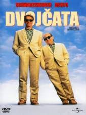 FILM  - DVP Dvojčata (Twins) DVD