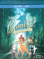 FILM  - DVD Bambi 2. S.E. BD..