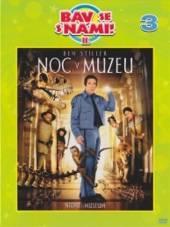 FILM  - DVD Noc v muzeu (Nig..