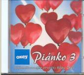 VARIOUS  - CD OKEY PIANKO 3