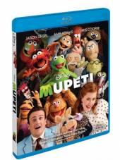 FILM  - DVD Mupeti (Blu-ray)..