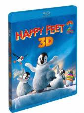 FILM  - DVD Happy Feet 2. (B..