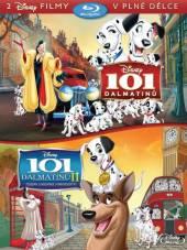 FILM  - DVD BOX 101 DALMATIN..