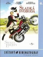 FILM  - DVP Sladká svoboda (Sweet Liberty) DVD