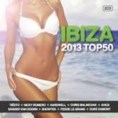 VARIOUS  - CD IBIZA 2013 TOP 50