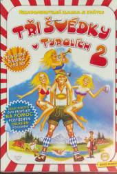 FILM  - DVP Tři Švédky v ..