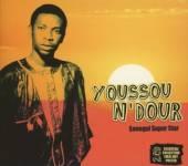 YOUSSOU N'DOUR  - 2xCDG SENEGAL SUPER STAR