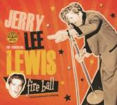 JERRY LEE LEWIS  - 2xCDG FIRE BALL