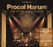 PROCOL HARUM  - CDD LIVE AT THE UNION CHAPEL
