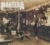 PANTERA  - CD COWBOYS FROM HELL