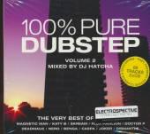 VARIOUS  - 3xCD DJ HATCHA/ 100% PURE..
