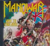 MANOWAR  - CD HAIL TO ENGLAND