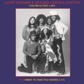 GRAHAM LARRY AND GRAHAM  - VINYL 7-(YOU'RE A)FOXY LADY [VINYL]