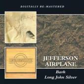 JEFFERSON AIRPLANE  - CD BARK/LONG JOHN SILVER