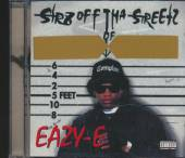 EAZY-E  - CD STR8 OFF THA STREET