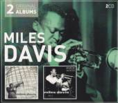 DAVIS MILES  - 2xCD MILES DAVIS VOL.1/VOL.2