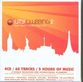 VARIOUS  - 4xCD CITY CLUBBING 2