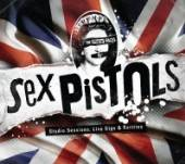 SEX PISTOLS  - 3xCD MANY FACES OF THE SEX PISTOLS
