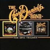 CHARLIE DANIELS BAND  - CD+DVD THE EPIC TRILOGY(2CD)