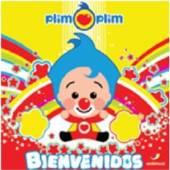 PLIM PLIM-BIENVENIDOS  - CD PLIM PLIM-BIENVENIDOS