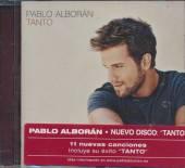 ALBORAN PABLO  - CD TANTO