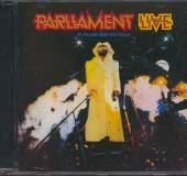 PARLIAMENT  - CD LIVE-P.FUNK EARTH TOUR