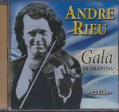 RIEU ANDRE  - CD GALA EN ARGENTINA (ARG)